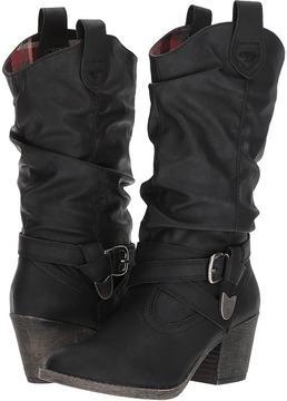 Rocket Dog Sidestep Women's Boots