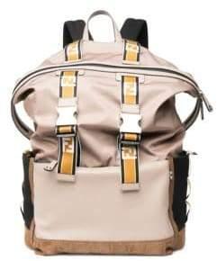 Fendi Forever Large Utility Backpack