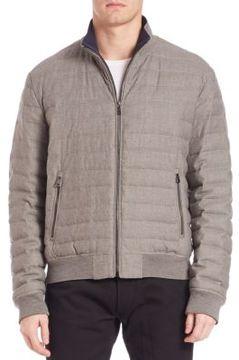 Ralph Lauren Purple Label Moreton Reversible Down Jacket