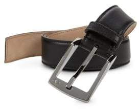 Valentino Classic Leather Belt