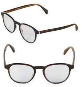 Paul Smith Mayall 48MM Round Eyeglasses