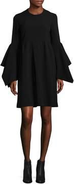 Edit Women's Box Pleat Easy Dress