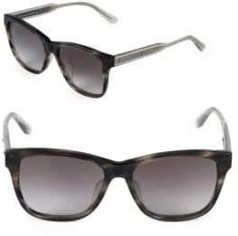 Bottega Veneta 55MM Square Sunglasses