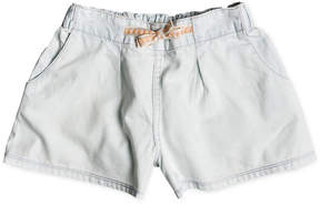 Roxy Cotton Denim Shorts, Big Girls