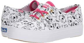 Keds Triple Little Miss Chatterbox Women's Lace up casual Shoes