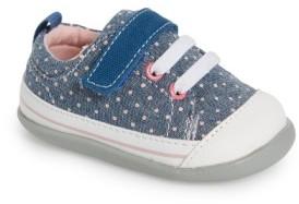 See Kai Run Infant Girl's Stevie Ii Sneaker