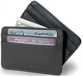 CLAVA 2102 Two-Pocket Cardcase
