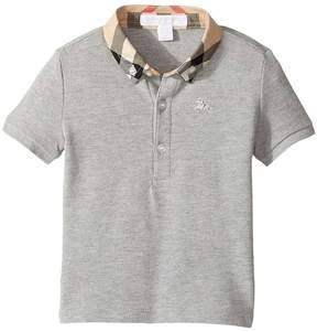 Burberry Mini William Polo Boy's Clothing