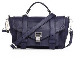 Proenza Schouler PS1+ Tiny Leather Satchel