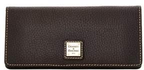 Dooney & Bourke Pebble Grain Slim Wallet