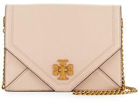 Tory Burch Kira Envelope Leather Crossbody Bag