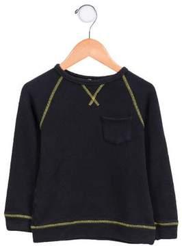 Emile et Ida Boys' Raglan Henley Shirt w/ Tags