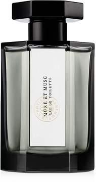 L'Artisan Parfumeur Mûre et Musc Eau de Toilette 3.4 oz.