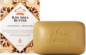 Nubian Heritage Raw Shea Butter Bar Soap by 5oz Bar)