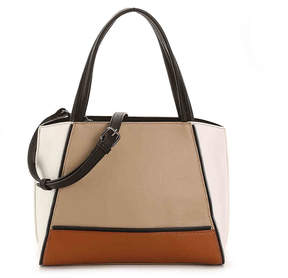 Urban Expressions Colorblock Shoulder Bag - Women's