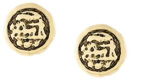Aurelie Bidermann Alhambra clip-on earrings