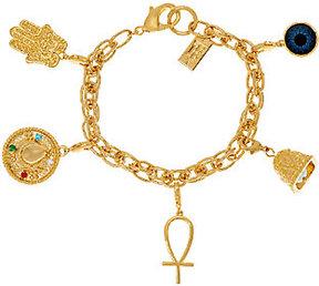 Elizabeth Taylor The 5 Charm Bracelet