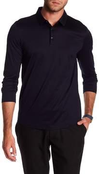 HUGO BOSS Demons Long Sleeve Polo Shirt