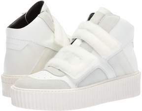 MM6 MAISON MARGIELA Hook and Loop High Top Women's Shoes