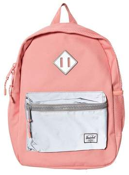 Herschel Heritage Youth Strawberry Ice/Reflective Rubber