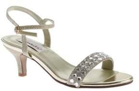 Dyeables Women's Sage Ankle Strap Sandal.