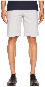 ATM Anthony Thomas Melillo Seersucker Elastic Waist Shorts Men's Shorts