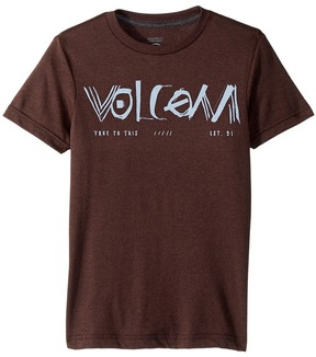 Volcom Mixed Short Sleeve Tee Boy's T Shirt