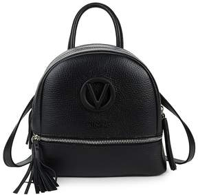Mario Valentino Valentino by Women's Xavier Leather Backpack