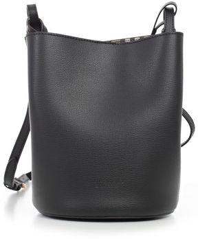 Burberry Shoulder Bag - BLACK - STYLE