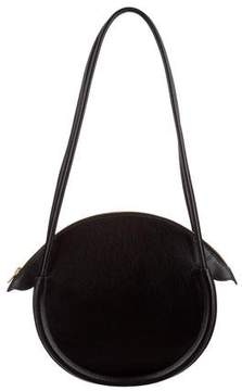 Delvaux Leather Sunset Bag