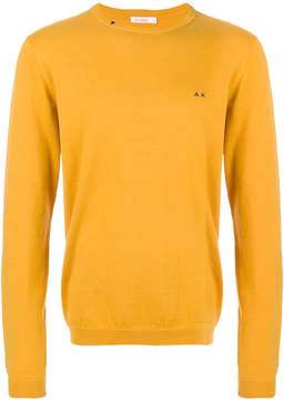 Sun 68 crew neck sweater