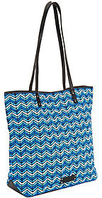 Vera Bradley As Is Signature Print Day Tote - ONE COLOR - STYLE