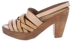 Rachel Comey Leather Platform Sandals