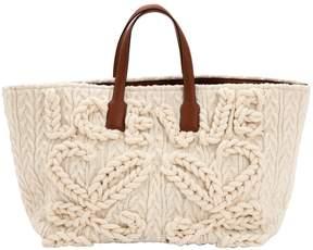 Loewe Wool travel bag