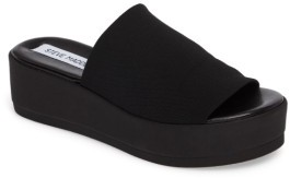 Steve Madden Girl's Jslinky Platform Slide Sandal