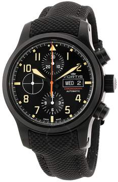 Fortis Aviatis Aeromaster Stealth Chronograph Automatic Men's Watch