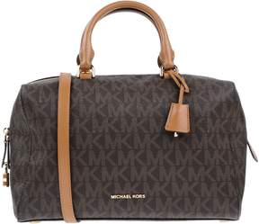 MICHAEL Michael Kors Handbags - DARK BROWN - STYLE