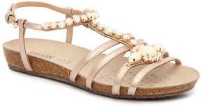 Geox Women's Vinca Gladiator Sandal