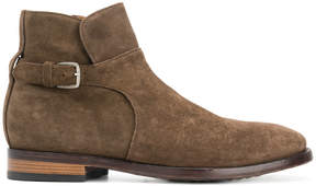 Officine Creative buckle detailed ankle boots