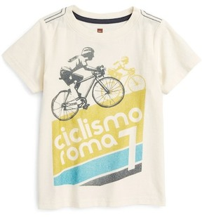 Tea Collection Ciclismo Graphic T-Shirt (Little Boys)