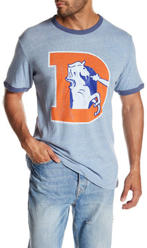Junk Food Clothing Denver Broncos Ringer Tee