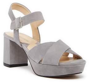 Adrienne Vittadini Powel Ankle Strap Heeled Sandal