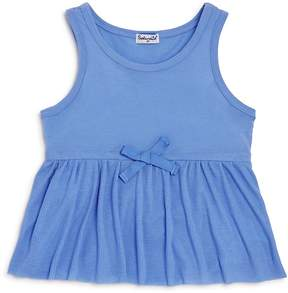 Splendid Girls' Swing Tank Top with Bow - Little Kid