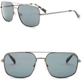 Ted Baker 60mm Navigator Sunglasses