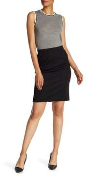 Atelier Luxe Straight Skirt
