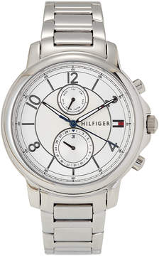 Tommy Hilfiger 1781819 Silver-Tone Claudia Watch