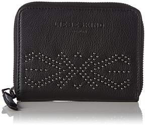 Liebeskind Berlin Women's Connyw7 Studded Zip Around Leather Wallet