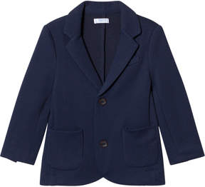 Mayoral Navy Textured Blazer