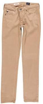 Adriano Goldschmied Low-Rise Skinny Jeans