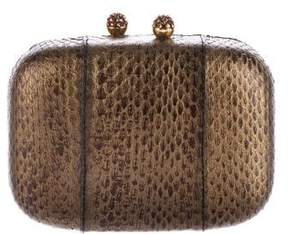 Kotur Box Clutch w/ Chain Strap